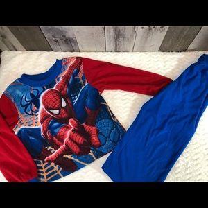 Spider-Man pajamas